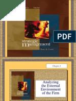 Chapter 02 Powerpoint - Strategic Management
