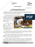 29/04/2013 REGALA ESTIMULACIÓN TEMPRANA A TU HIJO Y MEJORA SU DESARROLLO HASTA EN 90%