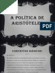 A política de Aristóteles