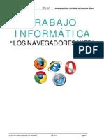 7. Los Navegadores Web