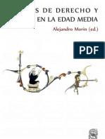 Morin - Estudios de Derecho y Teologia en La Edad Media