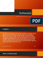 Euthanasia Powerpoint