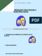 pautasesencialesparaeducaranuestroshijos-120301024434-phpapp02
