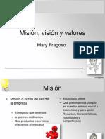 Misión, Visión