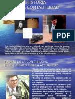 Diapositvas Historia de La Contabilidad