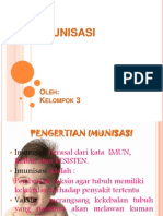 Klompok 3 - ppt IMUNISASI