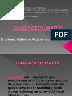 GINGIVOESTOMATITIS