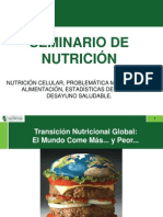 4) Seminario de Nutricion