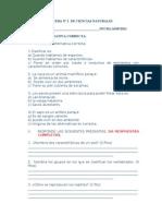 PRUEBA Nº 2  DE CIENCIAS NATURALES.doc