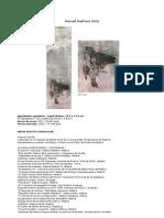 serigrafia grabado (técnicas de estampación)