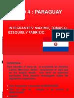 GRUPO 4 INTEGRANTES MÁXIMO, TOMÁS, FABRIZIO...