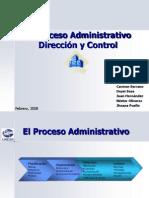 3236439 El Proceso Administrativo Direccion y Control