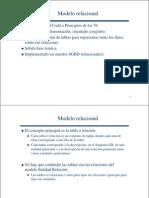Tema 2.2 Modelo Relacional v16