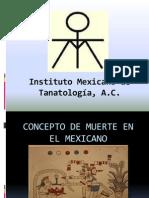 Concepto de Muerte en El Mexicano