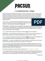 Defect Classification