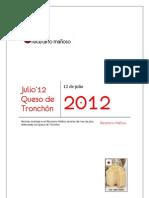 recetario mañoso - 07 - queso de tronchón (jul 2012)