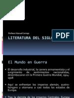 2. Literatura Del Siglo XX
