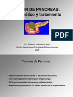 TU de Pancreas
