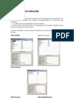 Ejercicios Access (Facturacion, Calzados, Restaurant, Libros, Universidad)