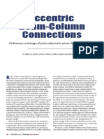 Eccentric Beam Column Connections Ci 2004 138