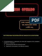 Expo Hombro Operado