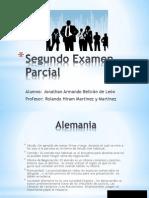 10 Paises 2 Examen