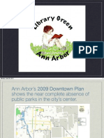 Library Green Presentation to the Ann Arbor PAC,  April 23, 2013