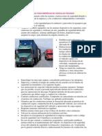 Buenas Practicas Para Empresas de Vehiculos Pesados