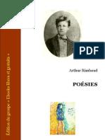 Rimbaud Poemes