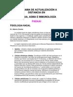 PROGRAMA DE ACTUALIZACIÓN A DISTANCIA EN