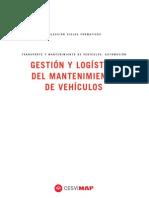 Gestión y logística del mantenimiento de vehículos MAPFRE
