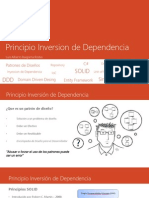 SOLID - Principio Inversión de Dependencia