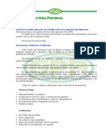 Incrustaciones Organicas e Inorganicas en Equipos de Proceso