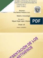 Expo Ana Antigenos