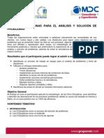 Las 8 Ds para el análisis y solución de problemas 011111