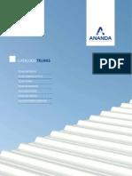 Ananda - Catálogo de Telhas