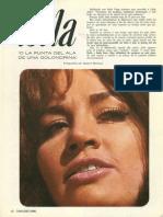 Ensayo pictográfico.  Isela. Caballero Abril 1966