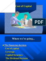 7 - Cost of Capital