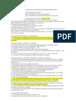 Preguntas Resueltas de Fisiologia Neuroendocrina