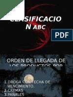 Presentacion Clasificacion ABC[1]