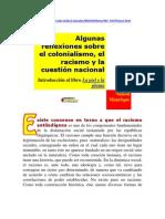 Nelson Manrique Intro La Piel y La Pluma