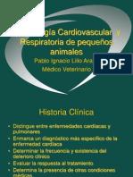 Semiologia Cardiología Veterinaria