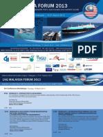LNG Malaysia2013