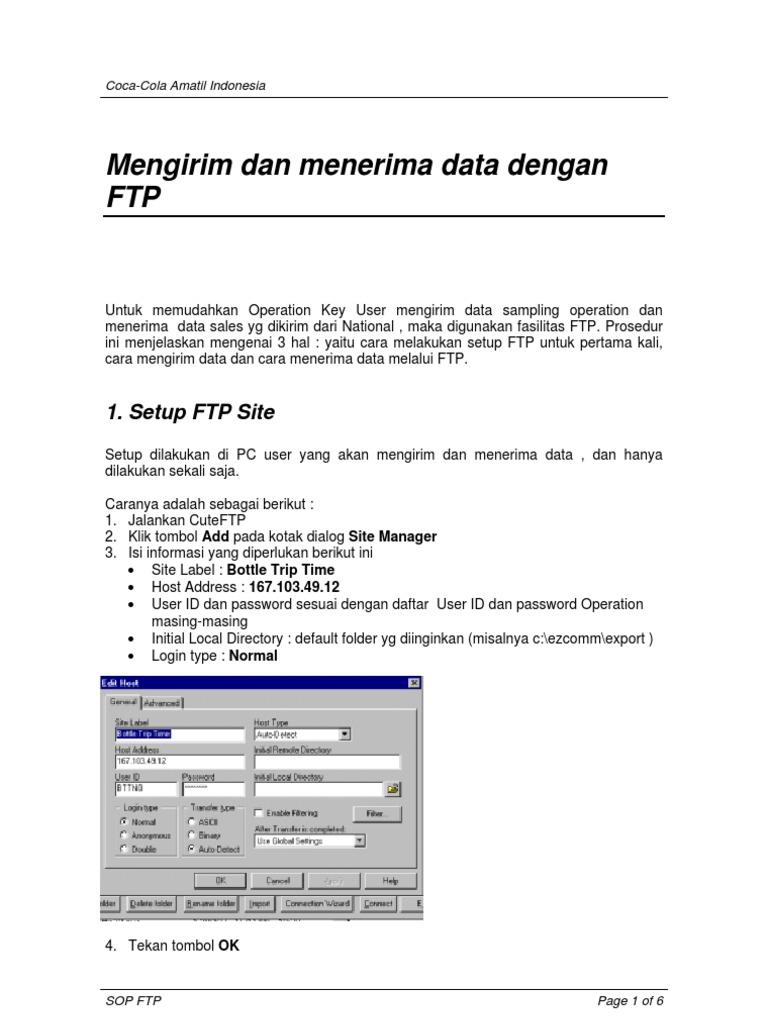 SOP_FTP