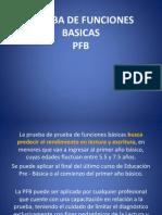 Presentación Prueba Funciones Basicas