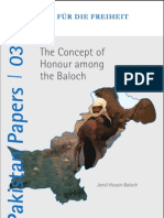 2012 FNF - Pakistan Papers 3 - The Concept of Honour among the Baloch