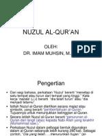 4-NUZUL AL-QUR'AN