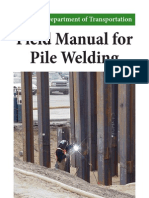 Field Manual for Pile Welding 407880 7