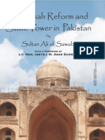 2012 FNF - Madrasah Reforms and State Power in Pakistan