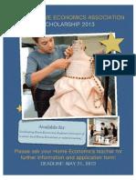 SHETA Scholarship 2013 Version T